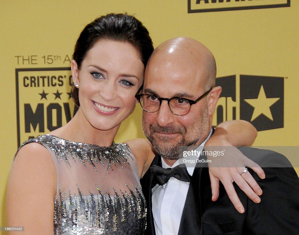 15th Annual Critics Choice Movie Awards - Arrivals : News Photo