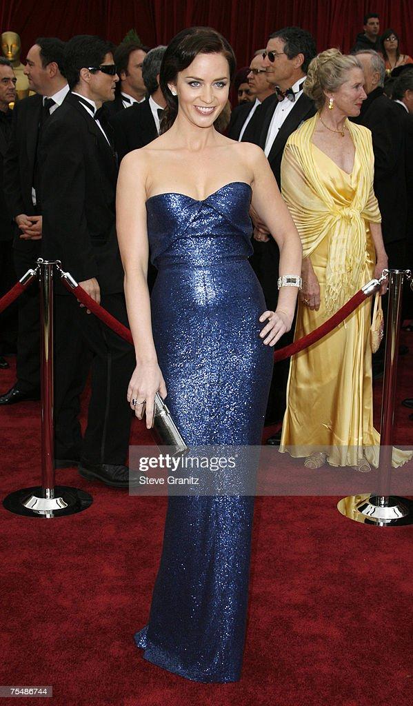 The 79th Annual Academy Awards - Arrivals : News Photo