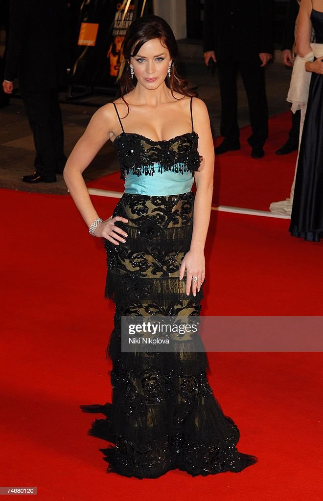 The Orange British Academy Film Awards 2007 - Red Carpet Arrivals : News Photo