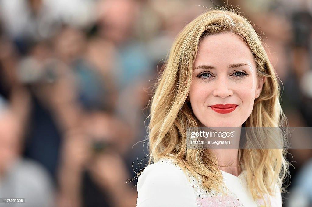 """Sicario"" Photocall - The 68th Annual Cannes Film Festival : News Photo"