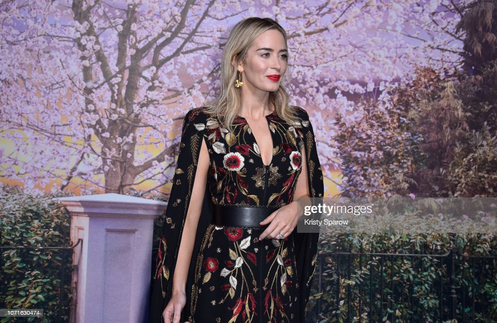 """Mary Poppins Returns"" Paris Gala Screening : News Photo"