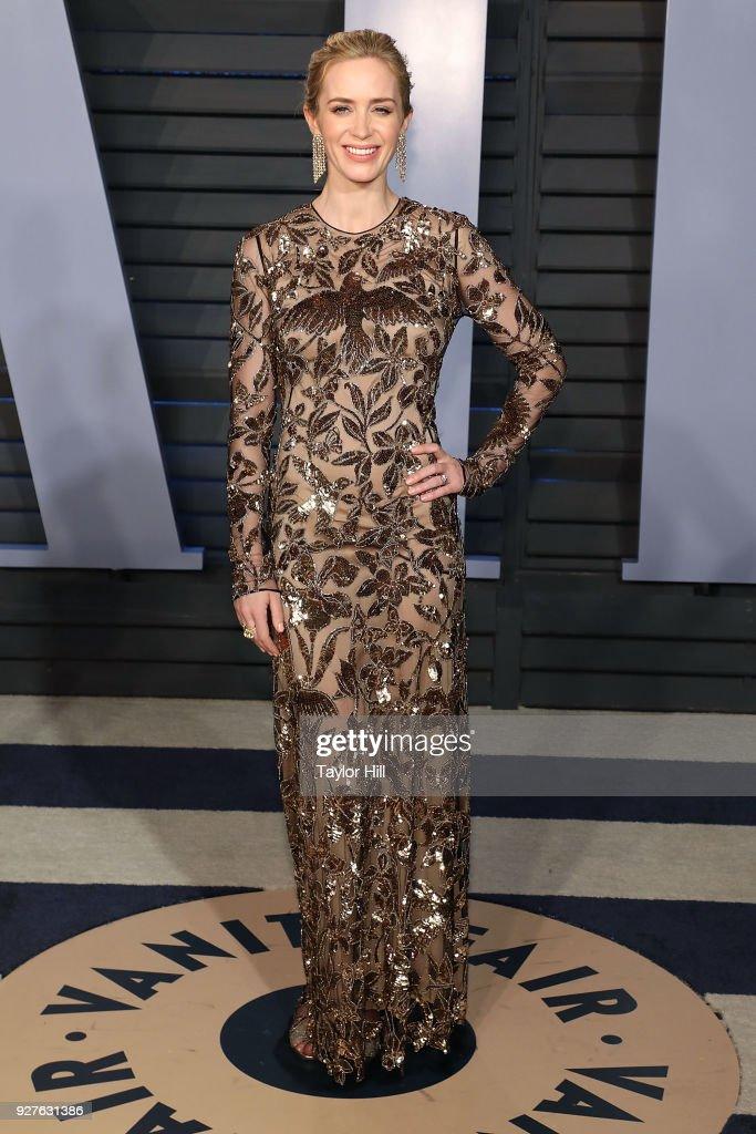2018 Vanity Fair Oscar Party Hosted By Radhika Jones - Arrivals : ニュース写真