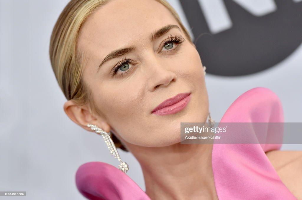 25th Annual Screen ActorsÊGuild Awards - Arrivals : ニュース写真