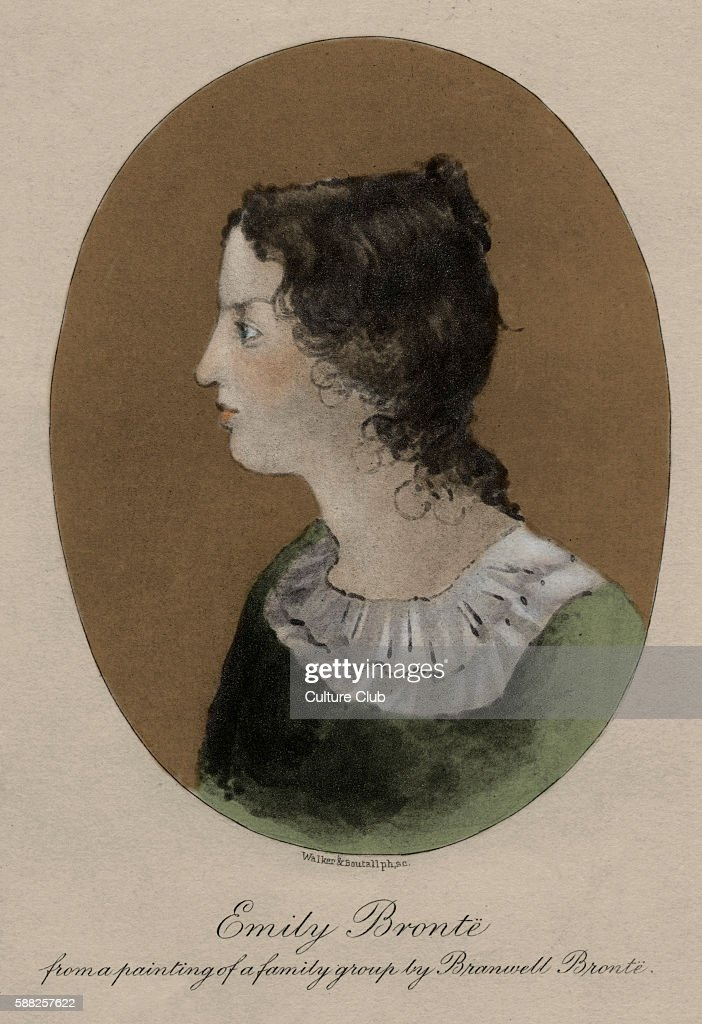 200 Years Since Birth Of Author Emily Bronte