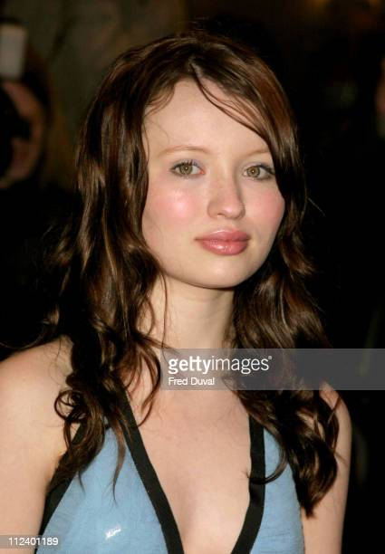 Emily Browning during Lemony Snicket's A Series Of Unfortunate Events London Premiere at Empire Leicester Square in London United Kingdom