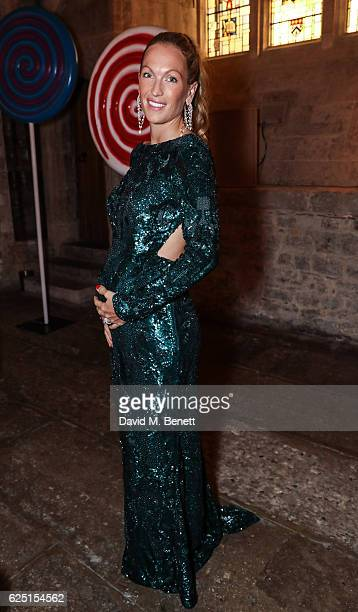 Emily Crompton Candy attends the Save The Children Winter Gala at The Guildhall on November 22 2016 in London England