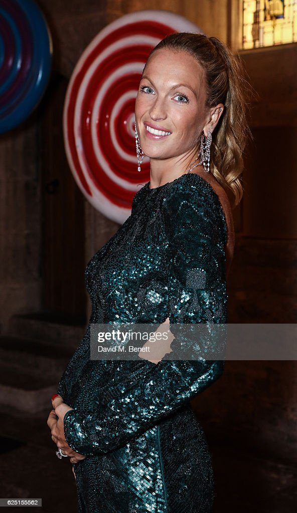 Emily Crompton Candy attends the Save The Children Winter Gala at The Guildhall on November 22, 2016 in London, England.