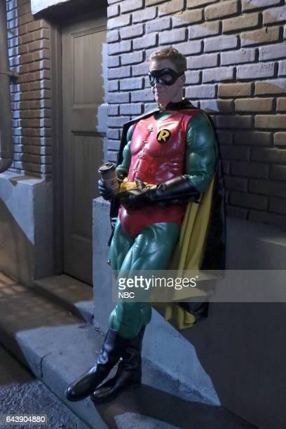 POWERLESS 'Emily Dates A Henchman' Episode 107 Pictured Alan Tudyk as Van