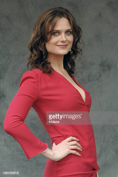 Emily Deschanel during 2005/2006 FOX Primetime UpFront in New York City New York United States
