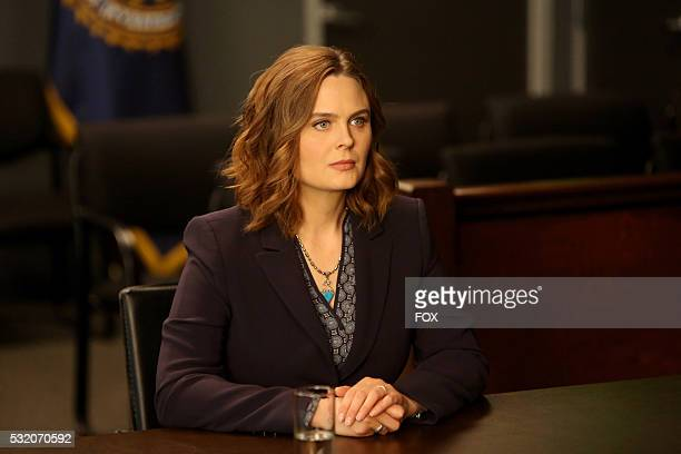 Emily Deschanel in the 'The Last Shot at a Second Chance' episode of BONES airing Thursday May 5 on FOX