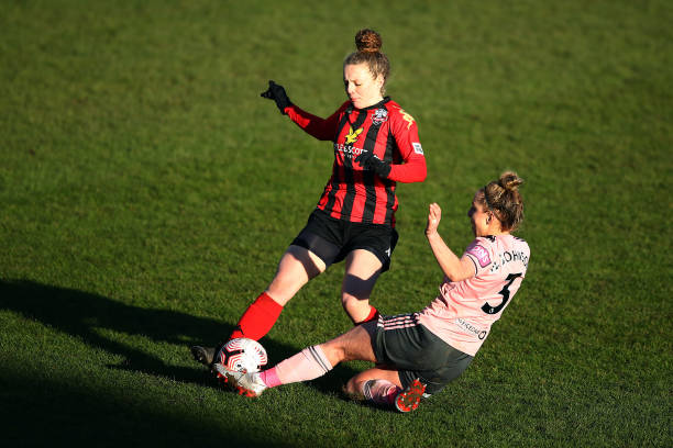 GBR: Lewes v Sheffield United - FA Women's Championship