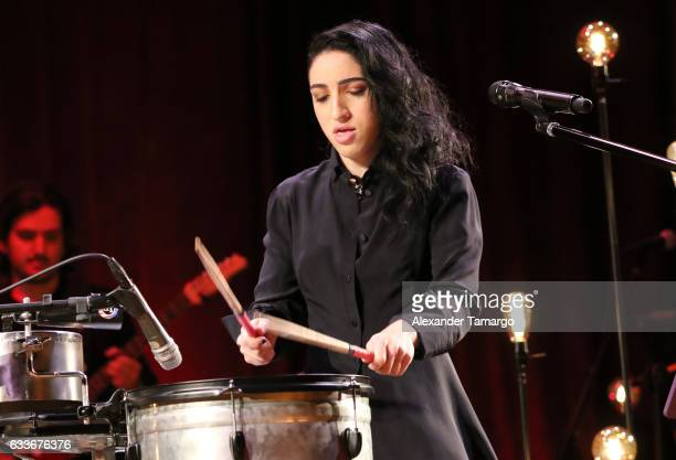 Emily Estefan – Mi Tierra / Oye Mi Canto (Live at the Library of Congress Gershwin Prize 2019) –