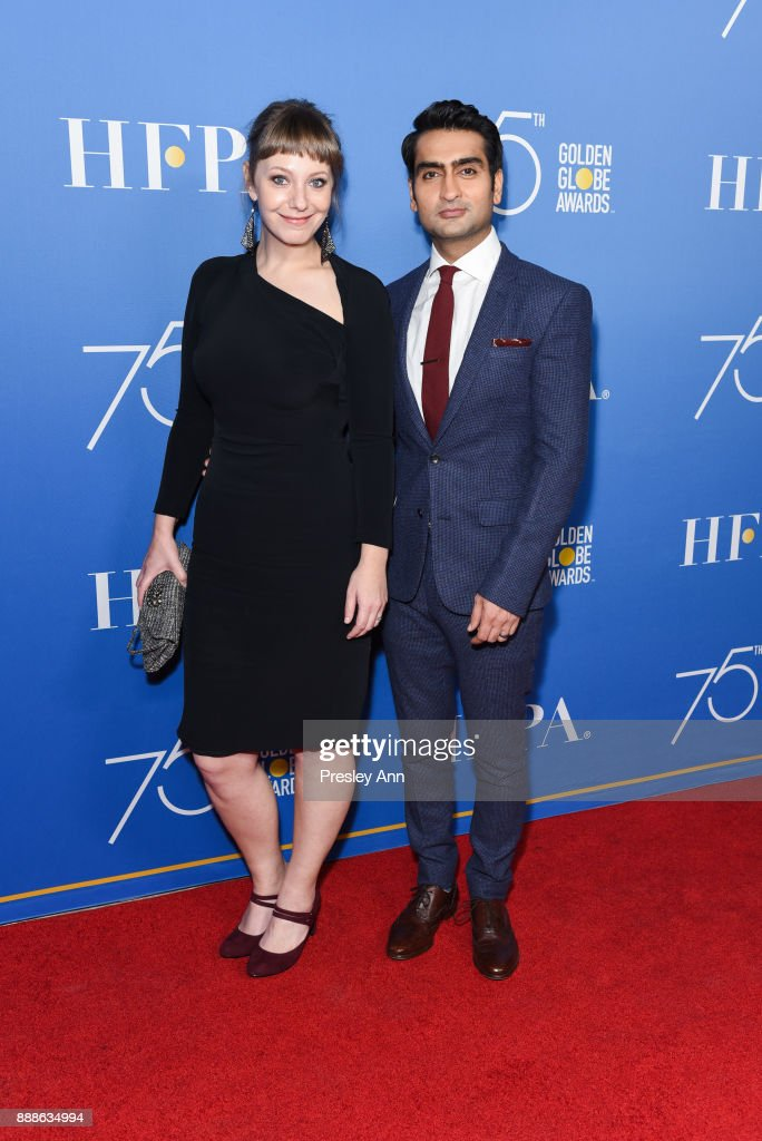 CA: Hollywood Foreign Press Association Hosts Annual Holiday Party And Golden Globes 75th Anniversary Special Screening - Arrivals