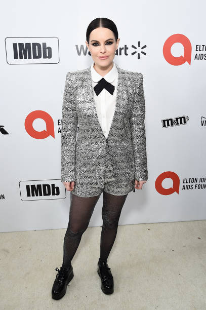 CA: 28th Annual Elton John AIDS Foundation Academy Awards Viewing Party Sponsored By IMDb, Neuro Drinks And Walmart - Red Carpet