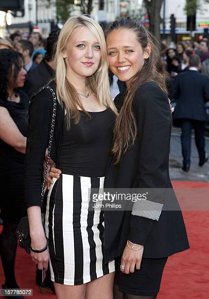 Emily Head And Daisy Head Attends The Uk Premiere Of Attack The Block At Vue Leicester Square