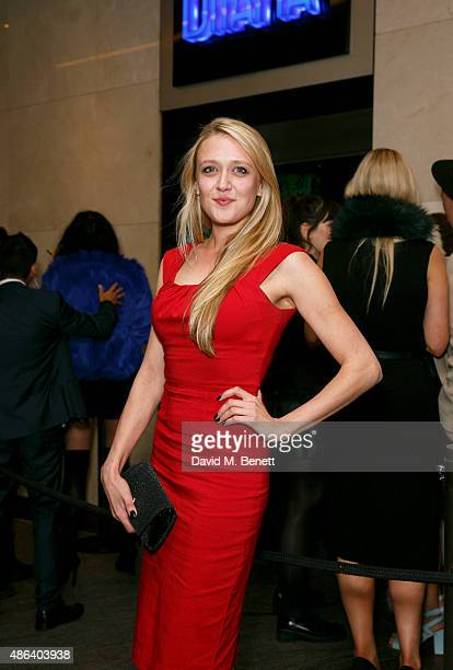 Emily Head at the new Drama Club which opened on Thursday September 3rd from nightclub titans Nick House and Ryan Bish owners of legendary Cirque du...