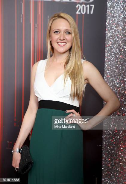 Emily Head attends The British Soap Awards at The Lowry Theatre on June 3 2017 in Manchester England The Soap Awards will be aired on June 6 on ITV...