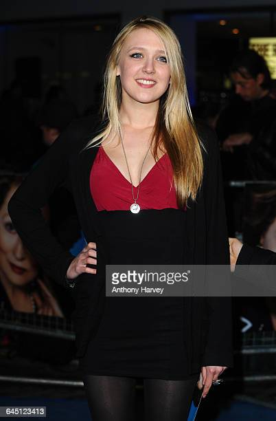 Emily Head attends The Iron Lady European Premiere on January 4 2012 at the BFI Southbank in London