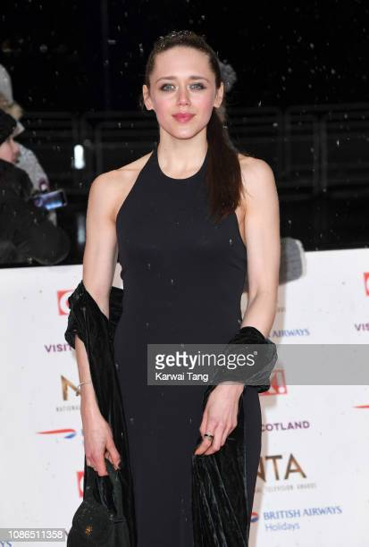 Emily Head attends the National Television Awards held at The O2 Arena on January 22 2019 in London England