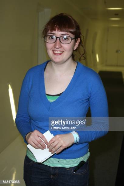 Emily Heller attends BEYOND FUNDERDOME COMEDY BLOWOUT A Fundraiser Benefiting THE DIARY OF A TEENAGE GIRL at 3LD Art and Technology Center on January...