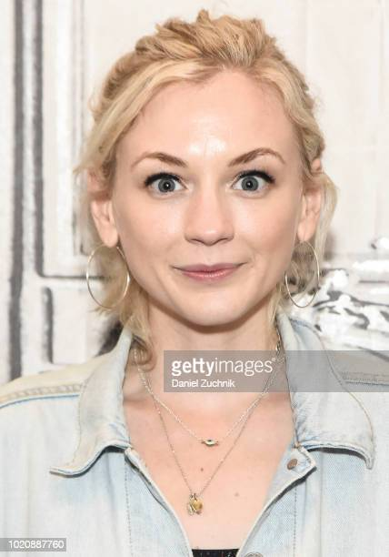 Emily Kinney attends the Build Series to discuss her new album 'Oh Jonathan' at Build Studio on August 21 2018 in New York City