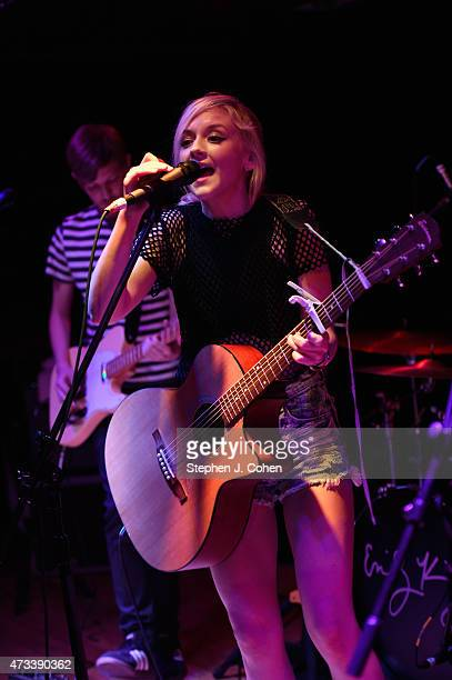 Emily Kinney performs at Zanzabar on May 14 2015 in Louisville Kentucky