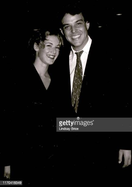 Emily Lloyd and Danny Huston at the ACLU of Southern California Bill of Rights Dinner honoring Robert Graham and Anjelica Huston for Freedom of...