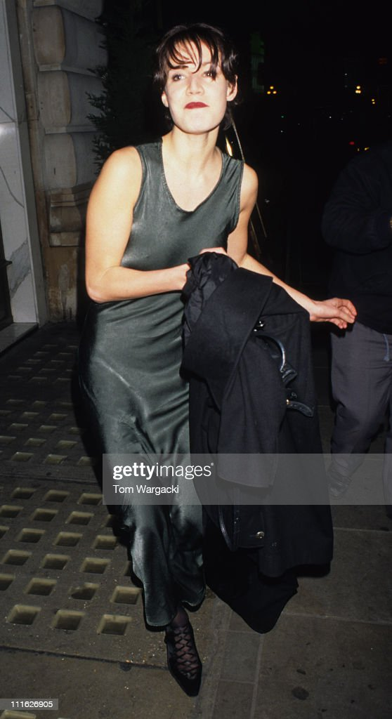 "Emily Lloyd at ""Strange Days"" After Party - November 2, 1995"
