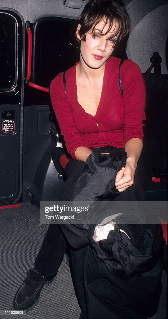 Emily Lloyd At Tatler Magazine Party - November 14, 1995