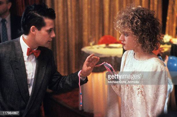 Emily Lloyd in a scene from the film 'Cookie' 1989