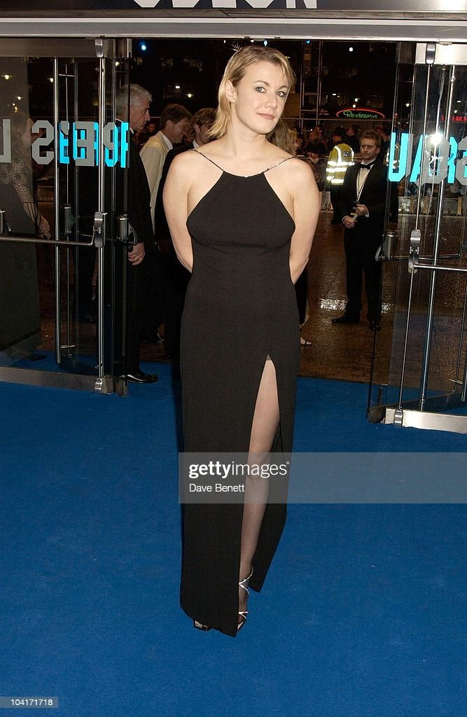 Emily Lloyd, 'Master And Commander: The Far Side Of The World' Royal Premiere At The Odeon Leicester Square, London
