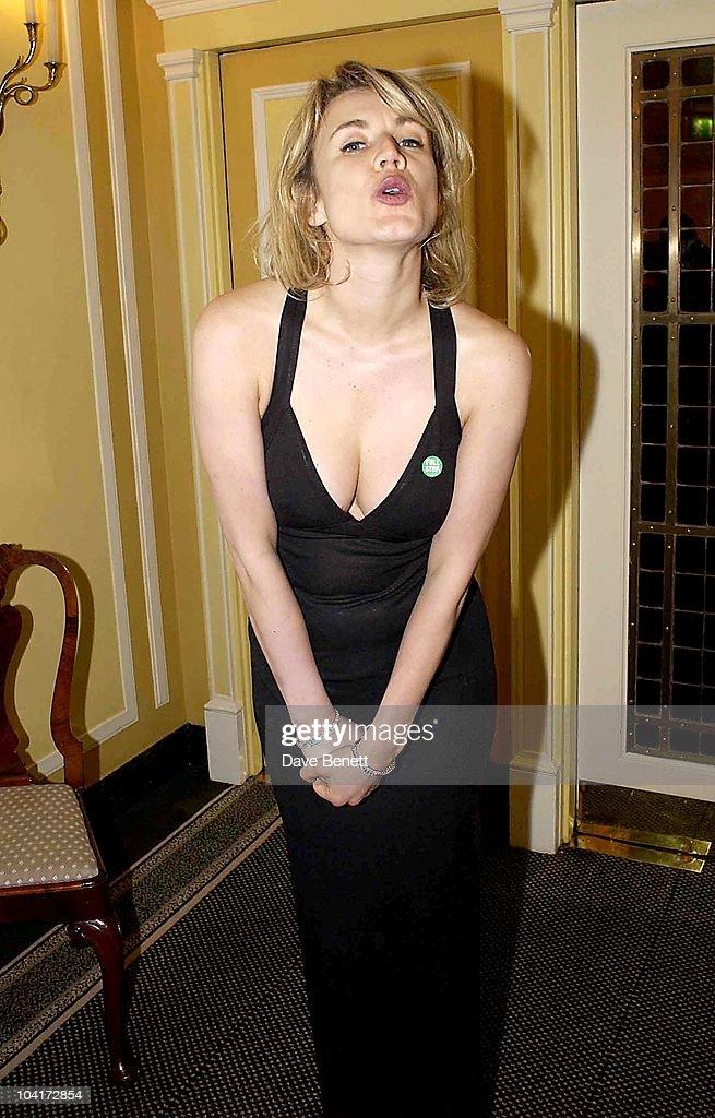 Emily Lloyd, The Critics Circle Awards In Aid Of Nspcc Held At The Dorchester Hotel In London