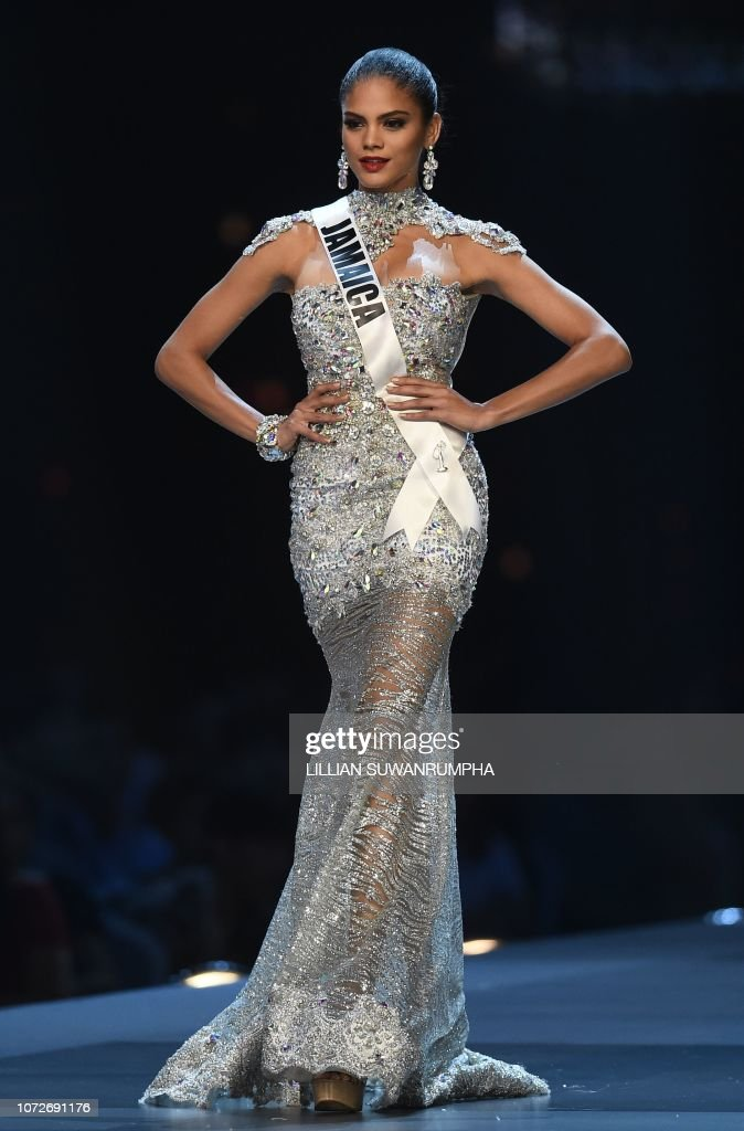 THE WOMEN OF LAST PLACEMENT: Miss Universe