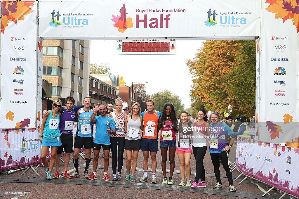 Royal Parks Foundation Half Marathon - Photocall