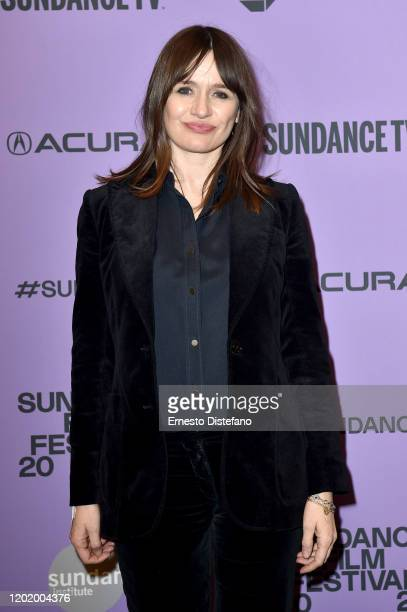 """Emily Mortimer attends the 2020 Sundance Film Festival - """"Relic"""" Premiere at The Ray on January 25, 2020 in Park City, Utah."""