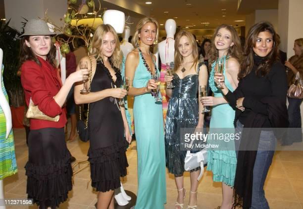 Emily Mortimer Chloe Sevigny Holly Dunlap Mena Suvari Michelle Trachtenberg and JamieLynn DiScala
