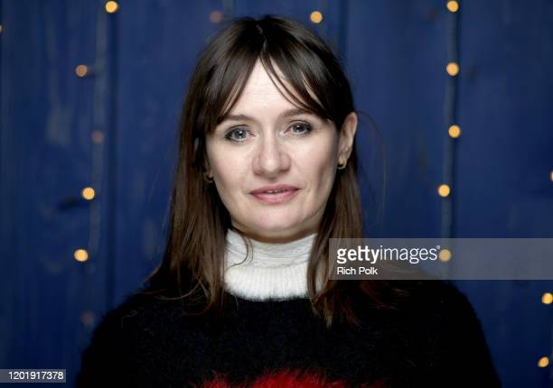 Emily Mortimer of 'Relic' attends the IMDb Studio at Acura Festival Village on location at the 2020 Sundance Film Festival – Day 2 on January 25,...