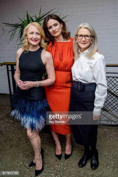 Emily Mortimer Patricia Clarkson and Sally Potter attend the screening after party for 'The Party' hosted by Roadside Attractions and Great Point...
