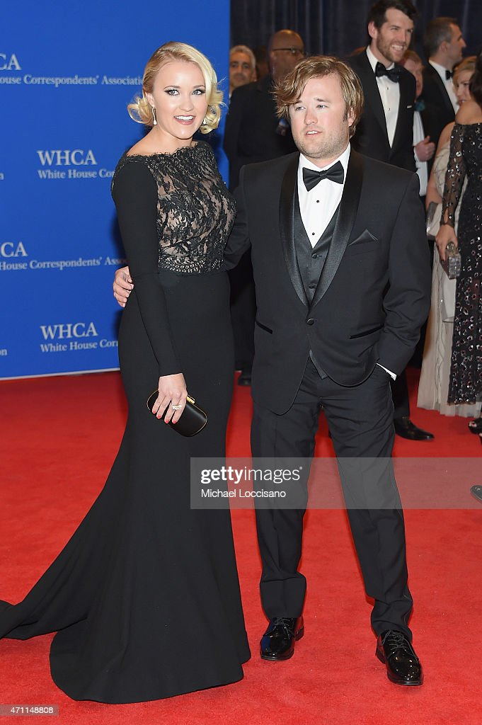 Emily Osment and Haley Joel Osment attend the 101st Annual White House Correspondents' Association Dinner at the Washington Hilton on April 25, 2015 in Washington, DC.