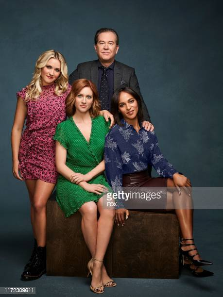 Emily Osment as Roxy Doyle Brittany Snow as Julia Bechley Timothy Hutton as Dr Leon Bechley and Megalyn Echikunwoke as Edie Palmer in Season 1 of...