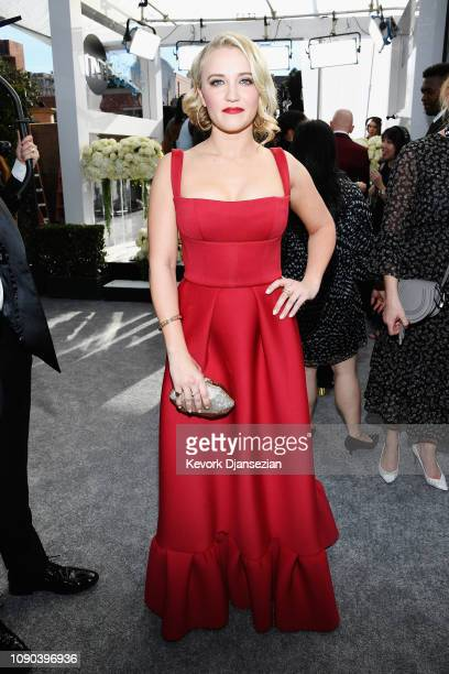 Emily Osment attends the 25th Annual Screen Actors Guild Awards at The Shrine Auditorium on January 27 2019 in Los Angeles California