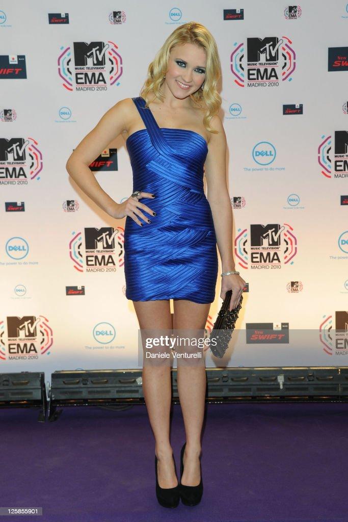 MTV Europe Music Awards 2010 - Media Boards