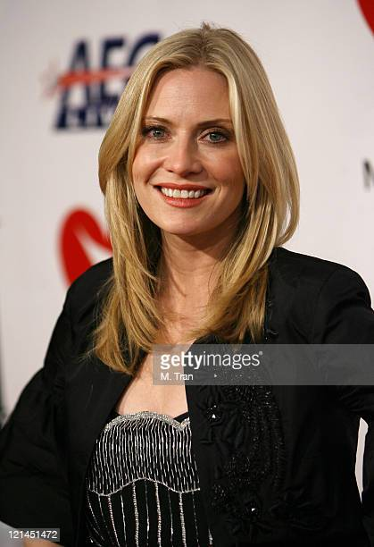 Emily Procter during 2007 MusiCares Person Of The Year Honoring Don Henley Arrivals at Los Angeles Convention Center in Los Angeles California United...