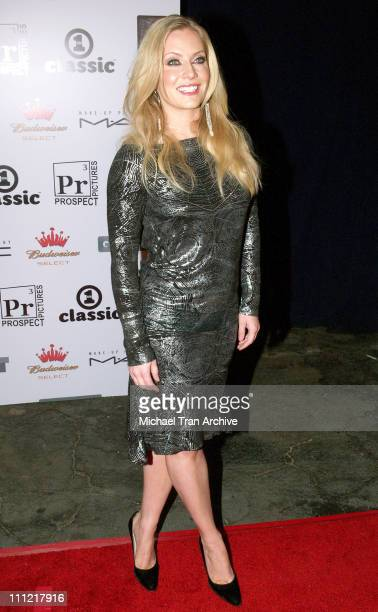 Emily Procter during Prospect Pictures Presents New 80's Tribute Musical Rock of Ages Arrivals at The Vanguard Theatre in Hollywood California United...