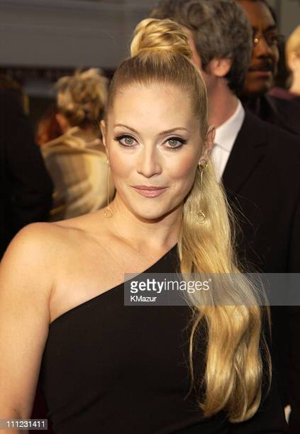 Emily Procter during The 29th Annual People's Choice Awards Arrivals at Pasadena Civic Auditorium in Pasadena California United States
