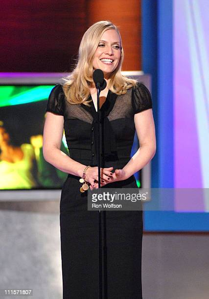 Emily Procter during The 8th Annual Family Television Awards Show at Beverly Hilton Hotel in Beverly Hills California United States