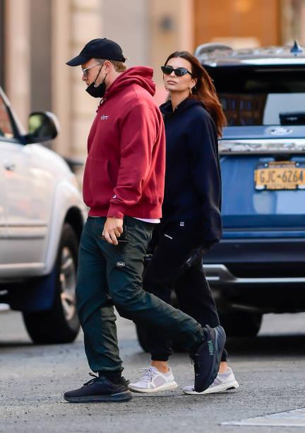 NY: Celebrity Sightings In New York City - September 24, 2020