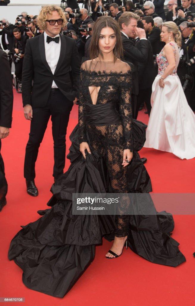 'Loveless (Nelyubov)' Red Carpet Arrivals - The 70th Annual Cannes Film Festival : News Photo