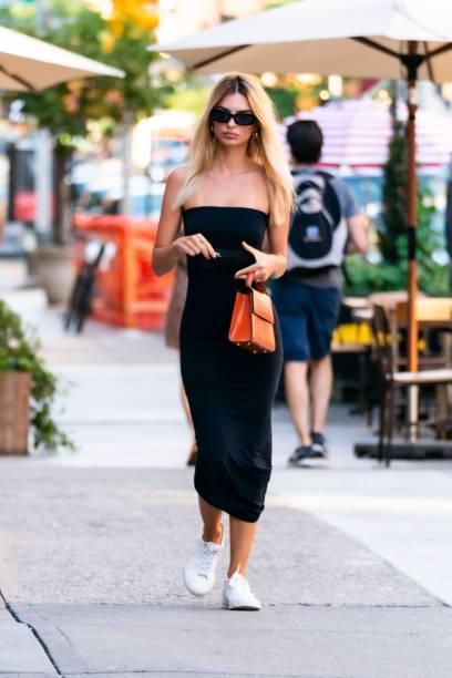 NY: Celebrity Sightings In New York City - July 11, 2020