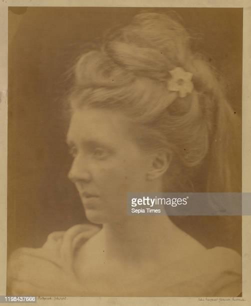 Emily Ritchie Julia Margaret Cameron Freshwater Isle of Wight England 1870 Albumen silver print